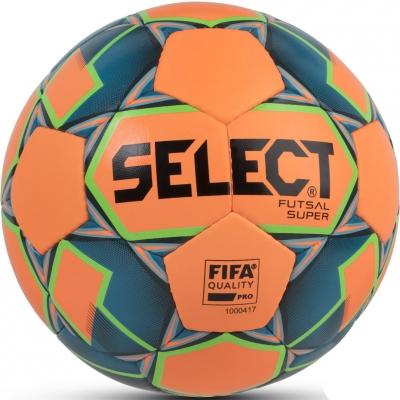 Minge Fotbal Select Futsal Super FIFA 2018 orange 14297
