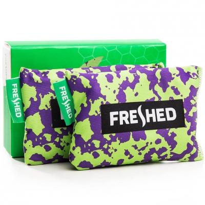 Freshed Green Moro F02 shoe freshener