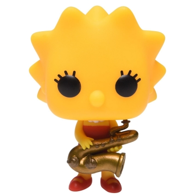 Funko Pop Lisa Simpson Vinyl Figure
