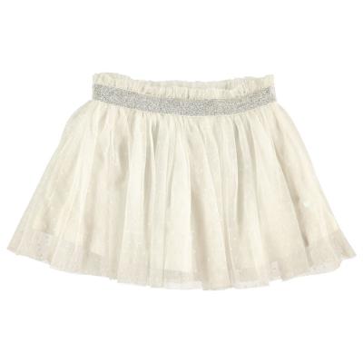 Benetton Tulle Skirt de fete Junior