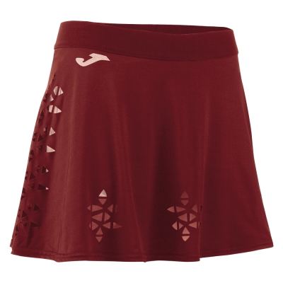 Skirt Bella Ii Red pentru Femei Joma