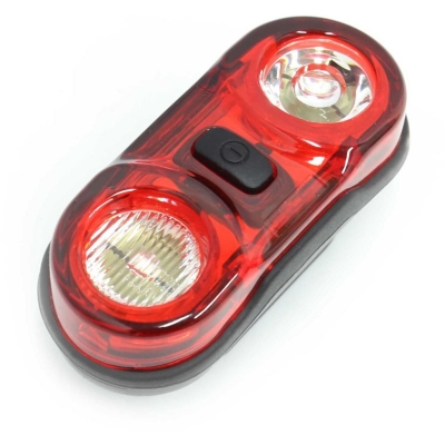 FWE Battery Rear Light - 40 Lumen