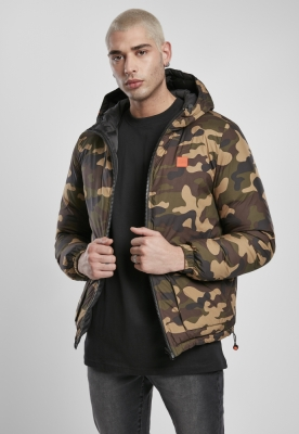 Jachete Reversible Hooded Puffer Urban Classics