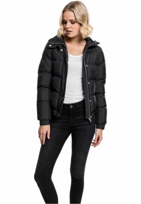 Jachete Hooded Puffer pentru Femei Urban Classics