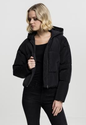 Jachete Hooded Oversized Puffer pentru Femei Urban Classics