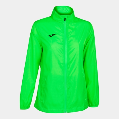 Elite Vii Windbreaker Fluor Green Joma
