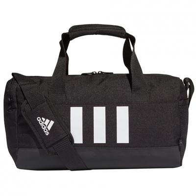 Geanta Adidas Essentials Duffle XS 3-Stripes black GN1540