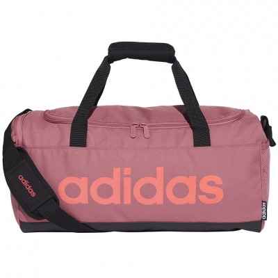 Geanta adidas Linear pink Duffel S GE1150