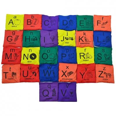 Geanta Skimmer NO10 ALFABET VEDB-AZ5X5 alphabet (set)