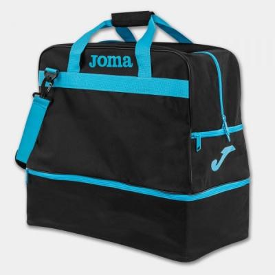 Geanta Training Iii Black-fluor Turquoise -large- Joma