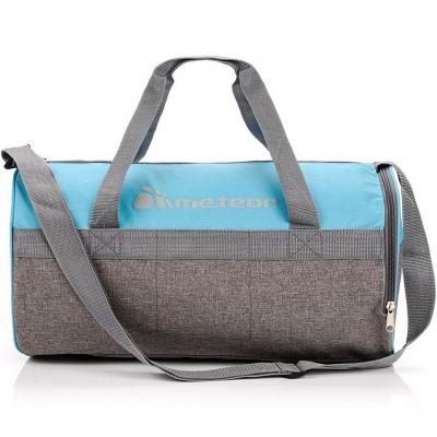 Geanta Meteor Siggy 25L fitness blue-gray 74553