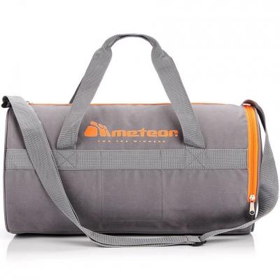 Geanta Meteor Siggy 25L fitness gray-orange 74552