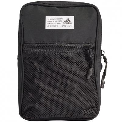 Geanta Shoulder  ?? adidas Organizer Medium black GL0913
