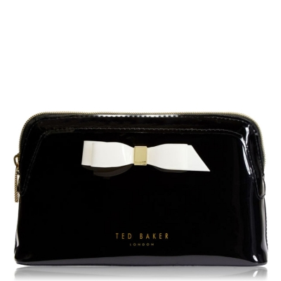 Geanta Ted Baker Aubrie medium bowcos makeup