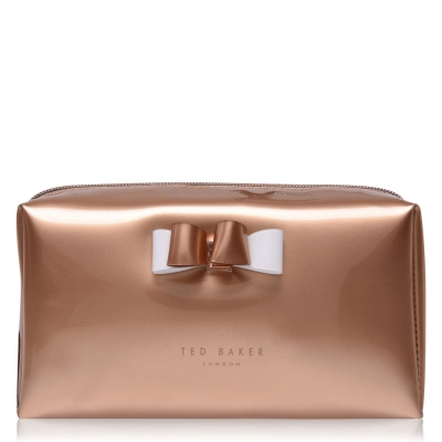 Geanta Ted Baker Eulali Bow Detail Make Up