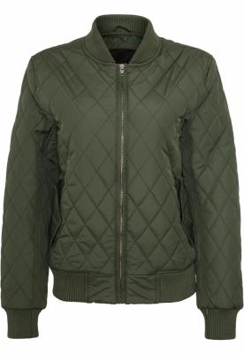 Jachete Diamond Quilt Nylon pentru Femei Urban Classics