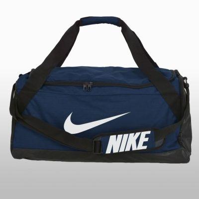 Genti de sala bleumarin Nike Brasilia Medium Duff BA5334-410 Unisex adulti