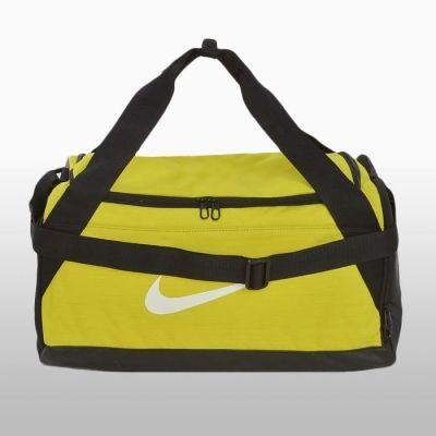 Geanta de sala galbena NikeBrasilia S Duff Unisex