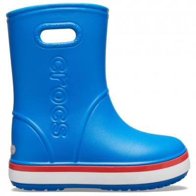 Ghete Ghete sport Crocs rain for Crocband Rain blue 205827 4KD Copil pentru Copil