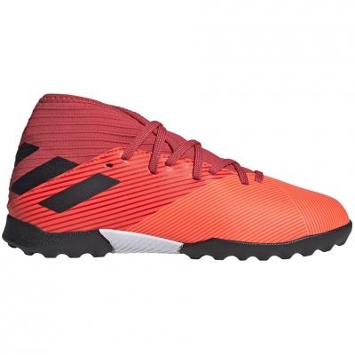 Ghete fotbal adidas Nemeziz 19.3 TF JR EH0499