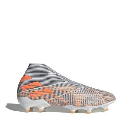 Ghete fotbal adidas Nemeziz + Firm Ground