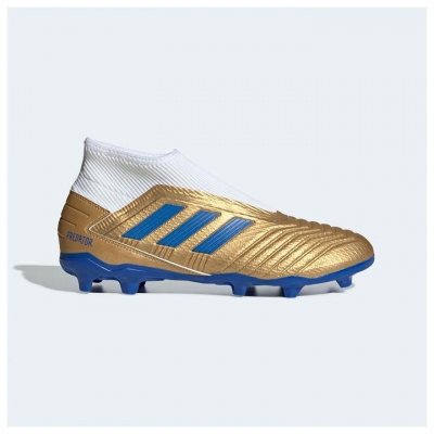 Ghete fotbal adidas Predator 19.3 Laceless FG