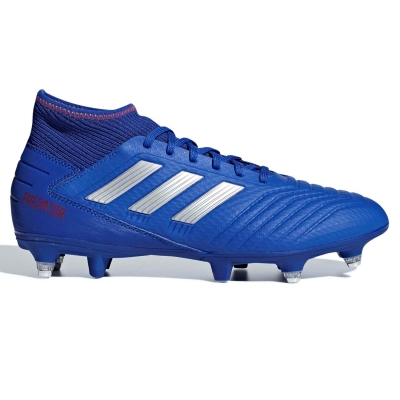 Ghete fotbal adidas Predator 19.3 SG pentru Barbati