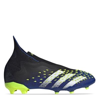 Ghete fotbal adidas Predator Freak + FG Junior