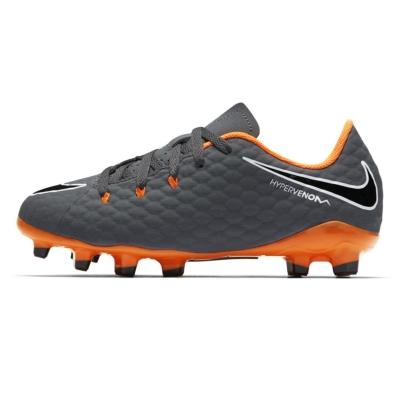 Ghete fotbal Nike Hypervenom Phantom Academy FG de Copii
