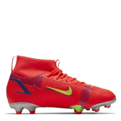 Ghete fotbal Nike Mercurial Superfly Academy DF FG Junior