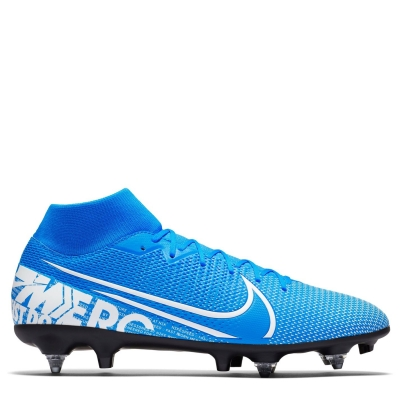 Ghete fotbal Nike Mercurial Superfly Academy DF SG