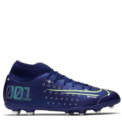 Ghete fotbal Nike Mercurial Superfly Club DF FG