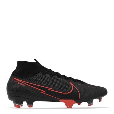 Ghete fotbal Nike Mercurial Superfly Elite DF FG