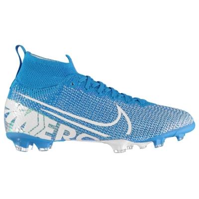 Ghete fotbal Nike Mercurial Superfly Elite DF FG Junior