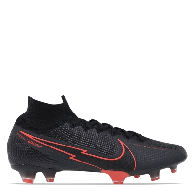 Ghete fotbal Nike Mercurial Superfly Elite DF SG