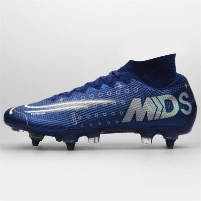 Ghete fotbal Nike Mercurial Superfly Elite DF SG