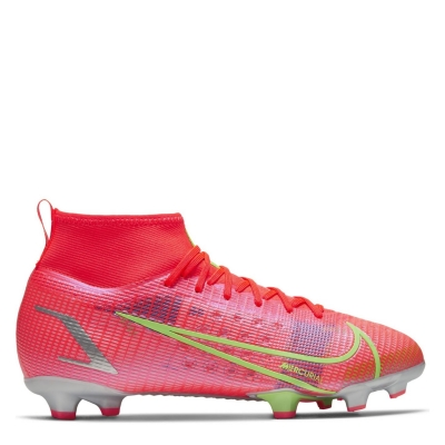 Ghete fotbal Nike Mercurial Superfly Pro DF FG Junior