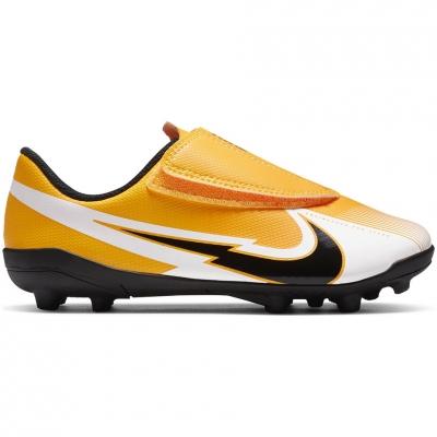 Ghete fotbal Nike Mercurial Vapor Club 13 mg of PS(V) AT8162 801 Junior