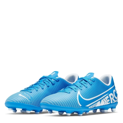 Ghete fotbal Nike Mercurial Vapor Club FG Junior