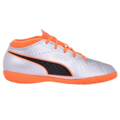 Ghete fotbal sala Puma ONE 4 Juniors