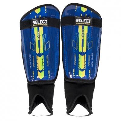 Ghete fotbal Select High Safe 10683 blue-yellow