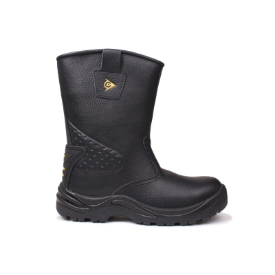 Seapca Ghete sport Dunlop Safety Rigger Steel Toe Safety pentru Barbati