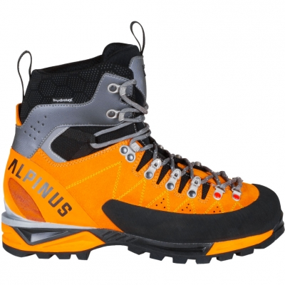 Ghete sport Alpinus The Ridge High Pro mountain orange-black GR43281