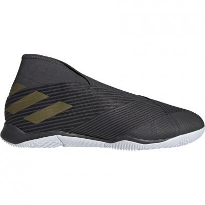 Ghete fotbal adidas Nemeziz 19.3 LL IN black EF0395