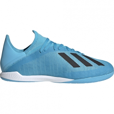 Ghete fotbal adidas X 19.3 IN blue F35371