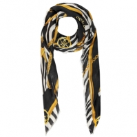 Guess Guess Zebra Scarves