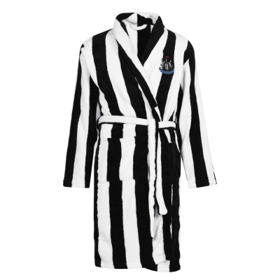Team United Striped Dressing Gown
