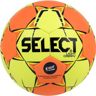 Handball Select Light Grippy mini 0 yellow orange 14705