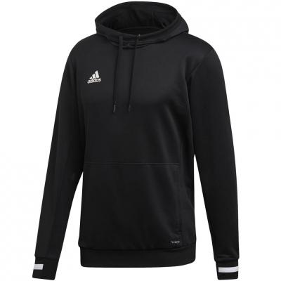 Hanorace Men's adidas Team 19 M black DW6860 adidas teamwear