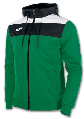 Jachete Crew Hooded Green Joma